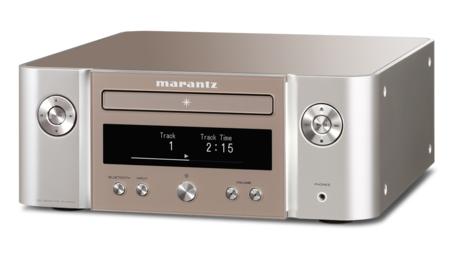 Marantz sigue apostando por el clásico formato mini-cadena con el nuevo Melody M-CR412