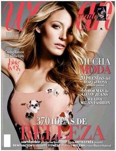 Woman celebra 20 años con Blake Lively en portada