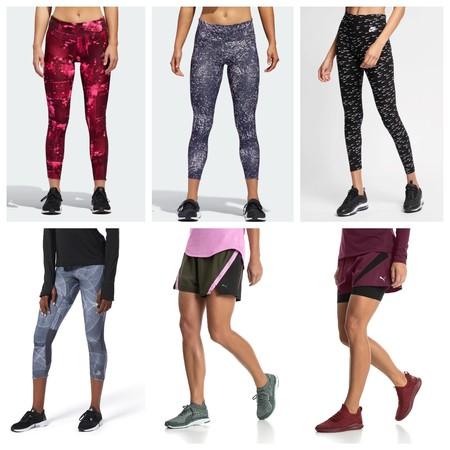 Mallas Pantalones Running