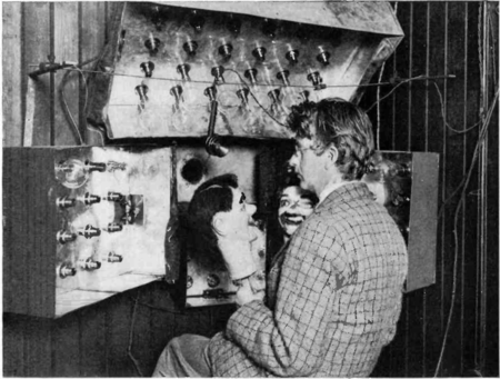 John Logie Baird And Stooky Bill