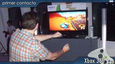 'Kinect Joy Ride', primer contacto [E3 2010]