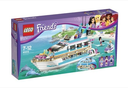 Lego Friends presenta nuevos productos para el verano del 2013
