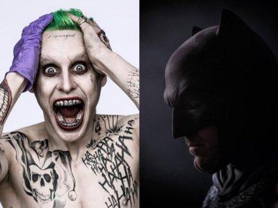 'Suicide Squad': veremos al Batman de Ben Affleck junto al Joker de Jared Leto