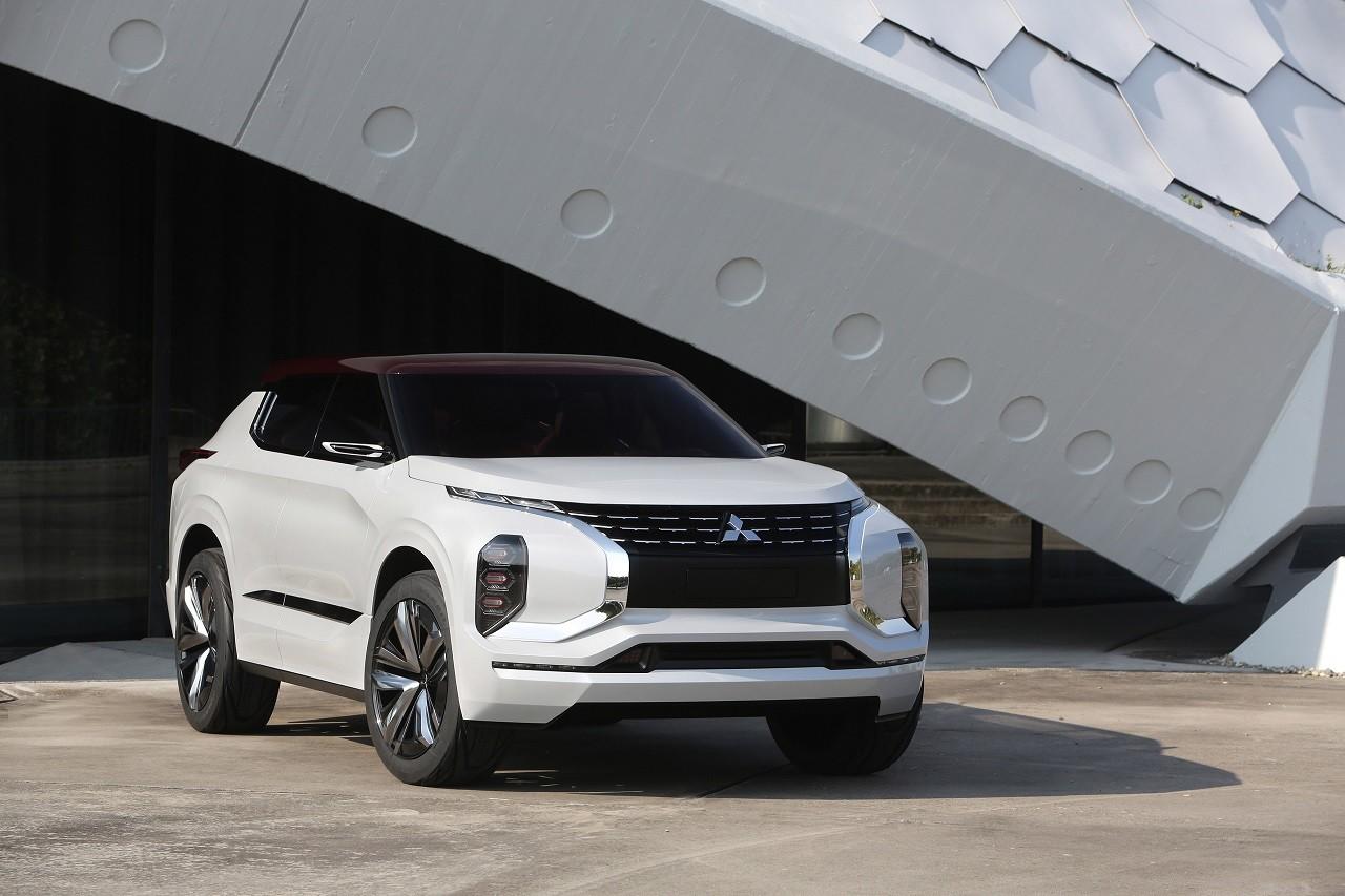 Foto de Mitsubishi GT-PHEV Concept (1/7)
