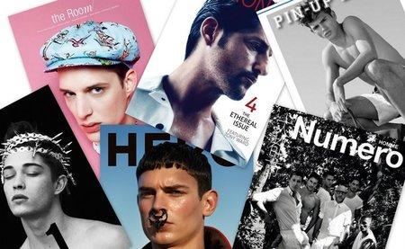 El Kiosko de Trendencias Hombre. Más portadas de Primavera-Verano 2012 (II)