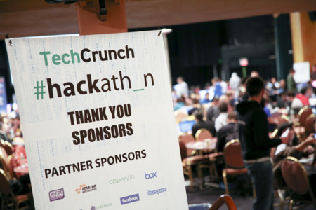 Hackathon Techcrunch Disrupt