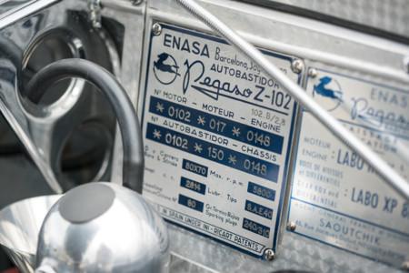 Pegaso Z-102 Berlinetta Series II by Saoutchik