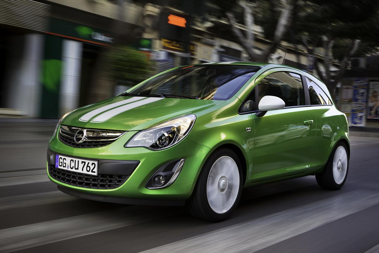 Foto de Opel Corsa 2011 (2/11)