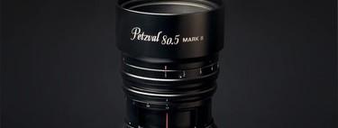 Lomography Petzval 80.5mm F1.9 MKII: El clásico australiano es renovado