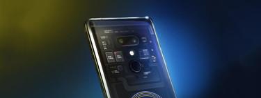 HTC EXODUS 1, así es el móvil con monedero de criptomonedas que solo puedes comprar con Bitcoin