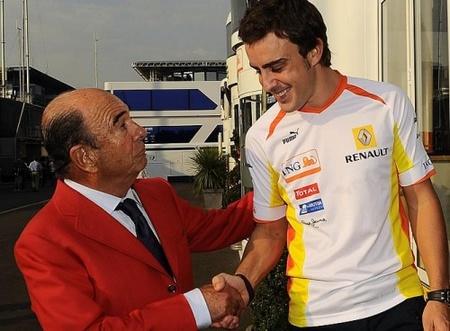 Oficial. Fernando Alonso a Ferrari