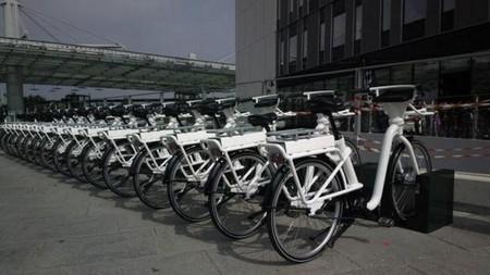 Visita Copenhague como lo hacen los lugareños, con Bycyklen