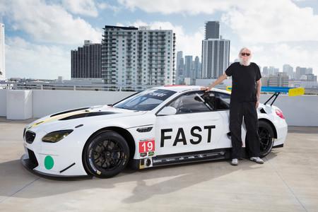 Este es el nuevo BMW Art Car de John Baldessari