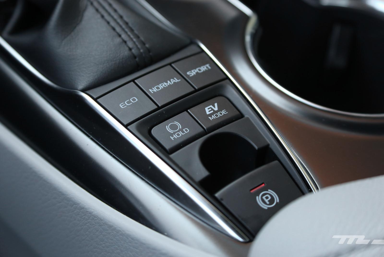 Foto de Toyota Camry Hybrid (prueba) (13/21)