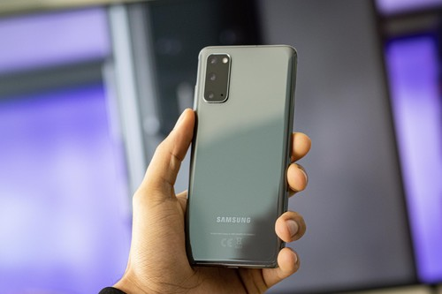 Samsung Galaxy S20, análisis: el más pequeño de su familia también es un 'matagigantes'