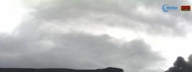 Volcano Live, observa los volcanes del mundo a través de cámaras web