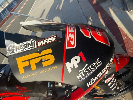 Gresini Moto2 2021