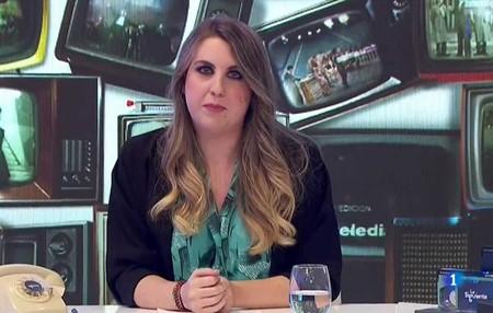 Carolina Iglesias tira de nostalgia televisiva en su colaboración con 'Lo siguiente', el programa que sustituye al de Cárdenas