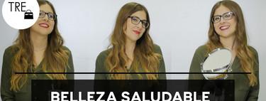 Nuevo vídeo de YouTube: si llevas gafas, toma nota de nuestro nuevo tutorial de belleza saludable