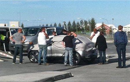 Peugeot HR1 Concept, primeras fotos espía del nuevo prototipo