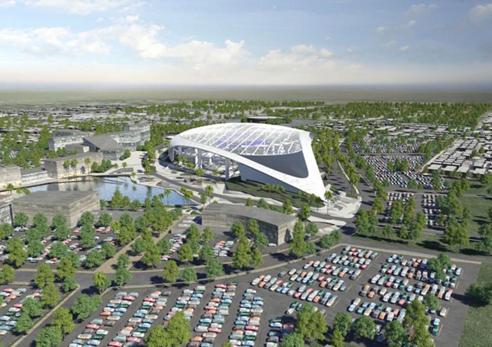 Nfl Rams Stadium 7