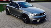 BMW 1M CSL, un 118d con motor V10