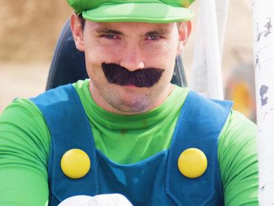 La mirada de la muerte de Luigi como tema central de la última adaptación de Mario Kart en imagen real