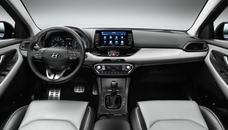 Hyundai I30 Interior Bicolor
