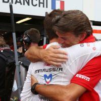 Jules Bianchi marca la semana del Gran Premio de Hungría