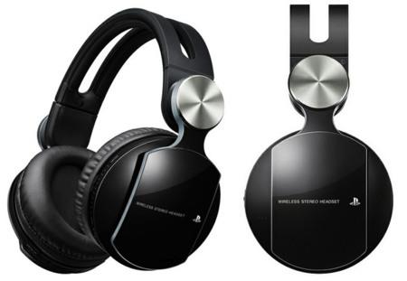 Sony Pulse Wireless Stereo para el mejor sonido en videojuegos