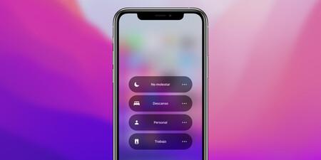 concentración iOS 15