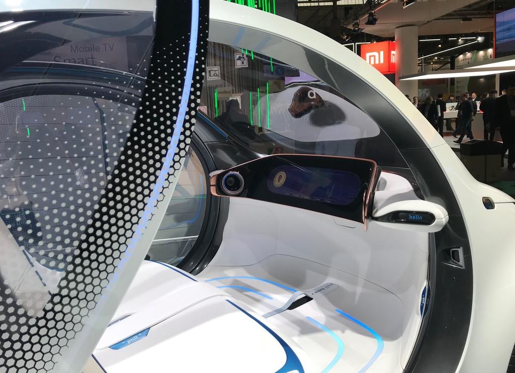 Smart Vision Eq Interior