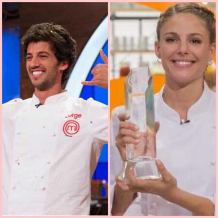 Jorge Brazálev y Marta Verona