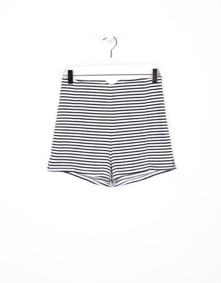 Shorts Rayas