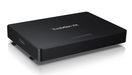 Samsung Evolution Kit, ya disponible en España