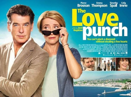 'Love Punch', tráiler y cartel de la comedia con Pierce Brosnan y Emma Thompson