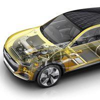 Audi no se olvida del hidrógeno: tendrá un coche de pila de combustible en el mercado en 2021
