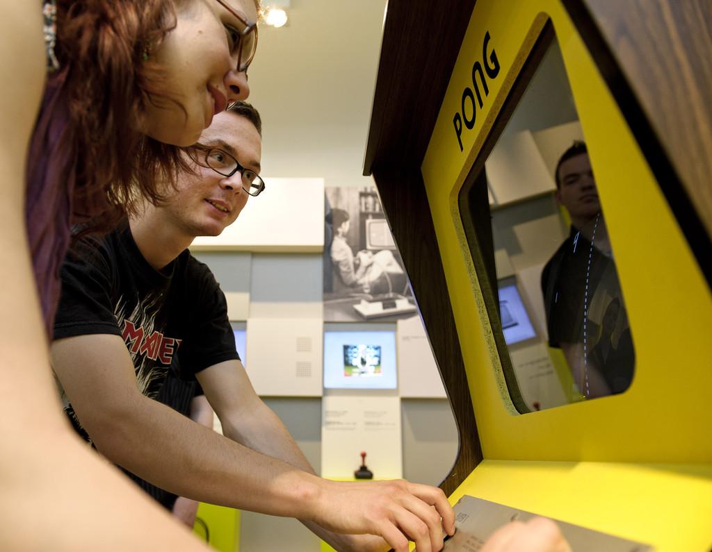 Csm Atari Pong