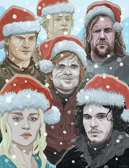 Christmasgot