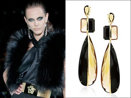Atelier Versace Jewerly presenta su segunda colección