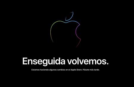 """""""Enseguida volvemos"""": la Apple Store online ha cerrado temporalmente y pronto tendremos novedades [actualizado]"""