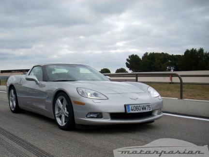 Presentación: Corvette C6 (parte 2)