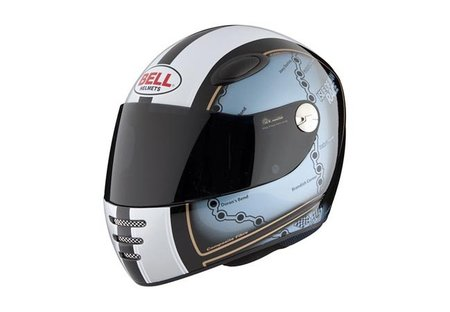 Casco Bell M1 Isle of Man TT
