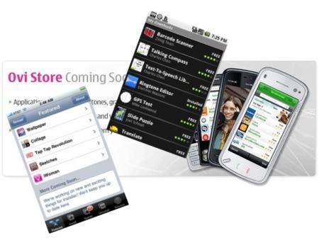 Tiendas de aplicaciones para móviles