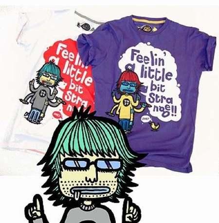 Nuevas camisetas de Pull and Bear