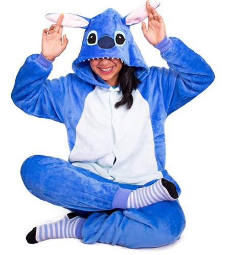 Pijama de Stich para ver Disney+