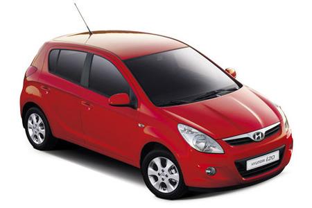 Hyundai i20, primera imagen oficial
