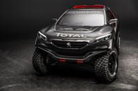 Peugeot presenta el 2008 DKR, su buggy para el Dakar [Galería de fotos]