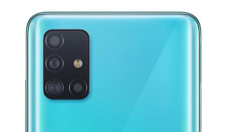 Samsung Galaxy A51 Oficial Camaras
