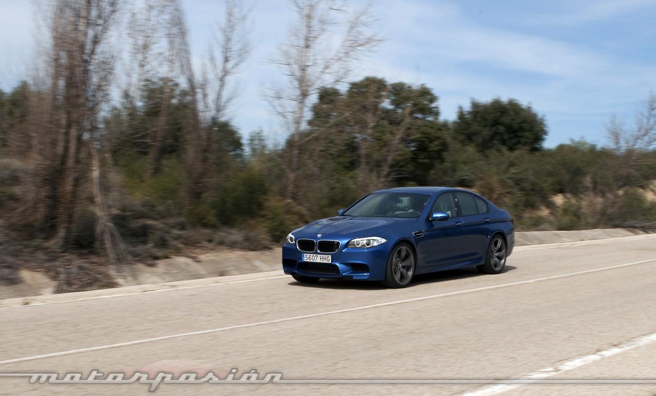 Foto de BMW M5 (Prueba) (127/136)